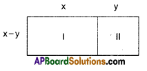 AP Board 9th Class Maths Solutions Chapter 2 Polynomials and Factorisation InText Questions 3