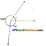 AP Board 9th Class Maths Solutions Chapter 4 Lines and Angles InText Questions 14