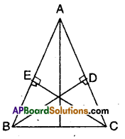 AP Board 9th Class Maths Solutions Chapter 7 Triangles Ex 7.2 4