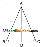 AP Board 9th Class Maths Solutions Chapter 7 Triangles Ex 7.3 4