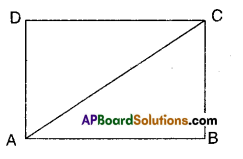 AP Board 9th Class Maths Solutions Chapter 8 Quadrilaterals Ex 8.1 5