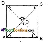 AP Board 9th Class Maths Solutions Chapter 8 Quadrilaterals InText Questions 2