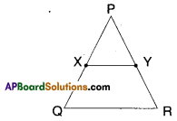 AP Board 9th Class Maths Solutions Chapter 8 Quadrilaterals InText Questions 6