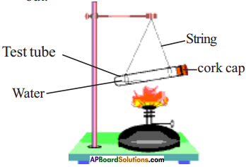 AP Board 9th Class Physical Science Solutions Chapter 2 Laws of Motion 21