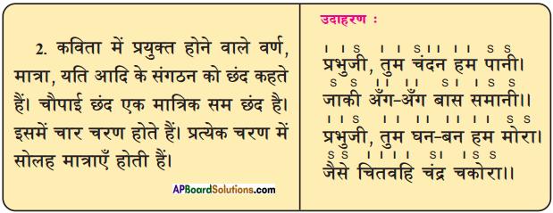 AP SSC 10th Class Hindi Solutions Chapter 7 भक्ति पद 3