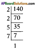 AP SSC 10th Class Maths Solutions Chapter 1 Real Numbers Ex 1.2 1