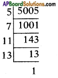 AP SSC 10th Class Maths Solutions Chapter 1 Real Numbers Ex 1.2 4