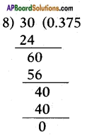 AP SSC 10th Class Maths Solutions Chapter 1 Real Numbers Ex 1.3 1