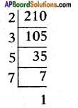 AP SSC 10th Class Maths Solutions Chapter 1 Real Numbers Ex 1.3 10