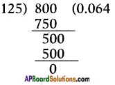 AP SSC 10th Class Maths Solutions Chapter 1 Real Numbers Ex 1.3 5