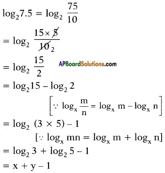 AP SSC 10th Class Maths Solutions Chapter 1 Real Numbers Ex 1.5 10
