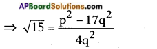 AP SSC 10th Class Maths Solutions Chapter 1 Real Numbers Optional Exercise 2