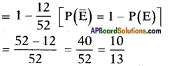 AP SSC 10th Class Maths Solutions Chapter 13 Probability InText Questions 1
