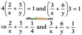 AP SSC 10th Class Maths Solutions Chapter 4 Pair of Linear Equations in Two Variables Ex 4.3 19