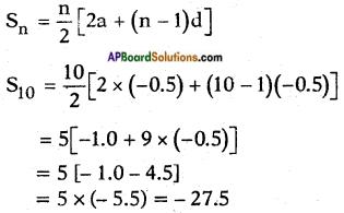 AP SSC 10th Class Maths Solutions Chapter 5 Quadratic Equations InText Questions 8