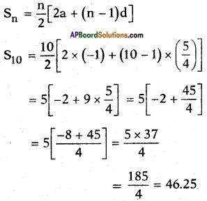 AP SSC 10th Class Maths Solutions Chapter 5 Quadratic Equations InText Questions 9