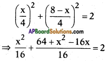 AP SSC 10th Class Maths Solutions Chapter 5 Quadratic Equations Optional Exercise 2