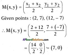 AP SSC 10th Class Maths Solutions Chapter 7 Coordinate Geometry InText Questions 14