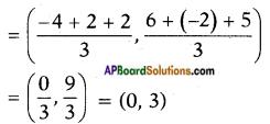 AP SSC 10th Class Maths Solutions Chapter 7 Coordinate Geometry InText Questions 16