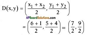 AP SSC 10th Class Maths Solutions Chapter 7 Coordinate Geometry InText Questions 23