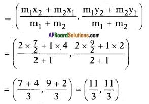 AP SSC 10th Class Maths Solutions Chapter 7 Coordinate Geometry InText Questions 24