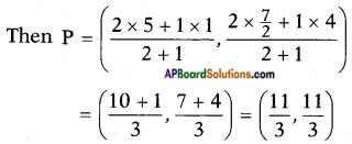AP SSC 10th Class Maths Solutions Chapter 7 Coordinate Geometry InText Questions 26