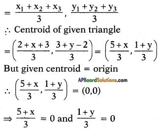 AP SSC 10th Class Maths Solutions Chapter 7 Coordinate Geometry InText Questions 27