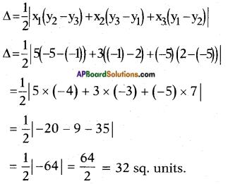 AP SSC 10th Class Maths Solutions Chapter 7 Coordinate Geometry InText Questions 32