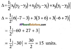 AP SSC 10th Class Maths Solutions Chapter 7 Coordinate Geometry InText Questions 33