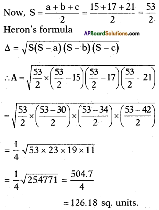 AP SSC 10th Class Maths Solutions Chapter 7 Coordinate Geometry InText Questions 39