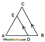 AP SSC 10th Class Maths Solutions Chapter 8 Similar Triangles InText Questions 2