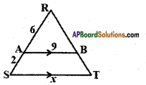 AP SSC 10th Class Maths Solutions Chapter 8 Similar Triangles InText Questions 25