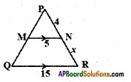 AP SSC 10th Class Maths Solutions Chapter 8 Similar Triangles InText Questions 26