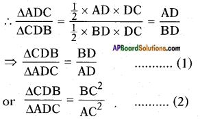 AP SSC 10th Class Maths Solutions Chapter 8 Similar Triangles InText Questions 36