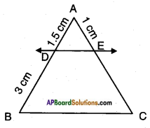 AP SSC 10th Class Maths Solutions Chapter 8 Similar Triangles InText Questions 6