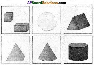 AP Board 6th Class Maths Notes Chapter 9 2D-3D Shapes 14