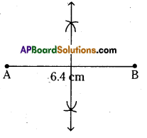 AP Board 6th Class Maths Solutions Chapter 10 Practical Geometry Ex 10.2 4