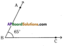 AP Board 6th Class Maths Solutions Chapter 10 Practical Geometry Ex 10.3 1