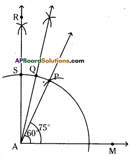 AP Board 6th Class Maths Solutions Chapter 10 Practical Geometry Ex 10.4 3