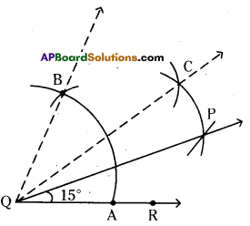 AP Board 6th Class Maths Solutions Chapter 10 Practical Geometry Ex 10.4 4