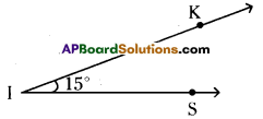 AP Board 6th Class Maths Solutions Chapter 10 Practical Geometry Unit Exercise 4