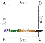 AP Board 6th Class Maths Solutions Chapter 11 Perimeter and Area Ex 11.1 3