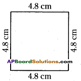 AP Board 6th Class Maths Solutions Chapter 11 Perimeter and Area Ex 11.1 8