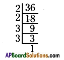 AP Board 6th Class Maths Solutions Chapter 3 HCF and LCM Ex 3.4 7