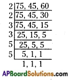 AP Board 6th Class Maths Solutions Chapter 3 HCF and LCM Ex 3.6 8