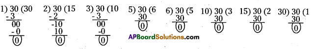 AP Board 6th Class Maths Solutions Chapter 3 HCF and LCM InText Questions 15
