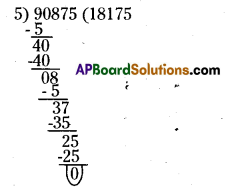 AP Board 6th Class Maths Solutions Chapter 3 HCF and LCM InText Questions 8