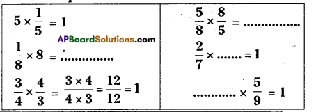 AP Board 6th Class Maths Solutions Chapter 5 Fractions and Decimals InText Questions 3