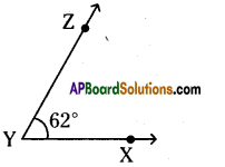 AP Board 6th Class Maths Solutions Chapter 8 Basic Geometric Concepts Unit Exercise 4