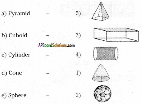 AP Board 6th Class Maths Solutions Chapter 9 2D-3D Shapes Ex 9.4 2